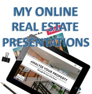 My Real Estate Presentations